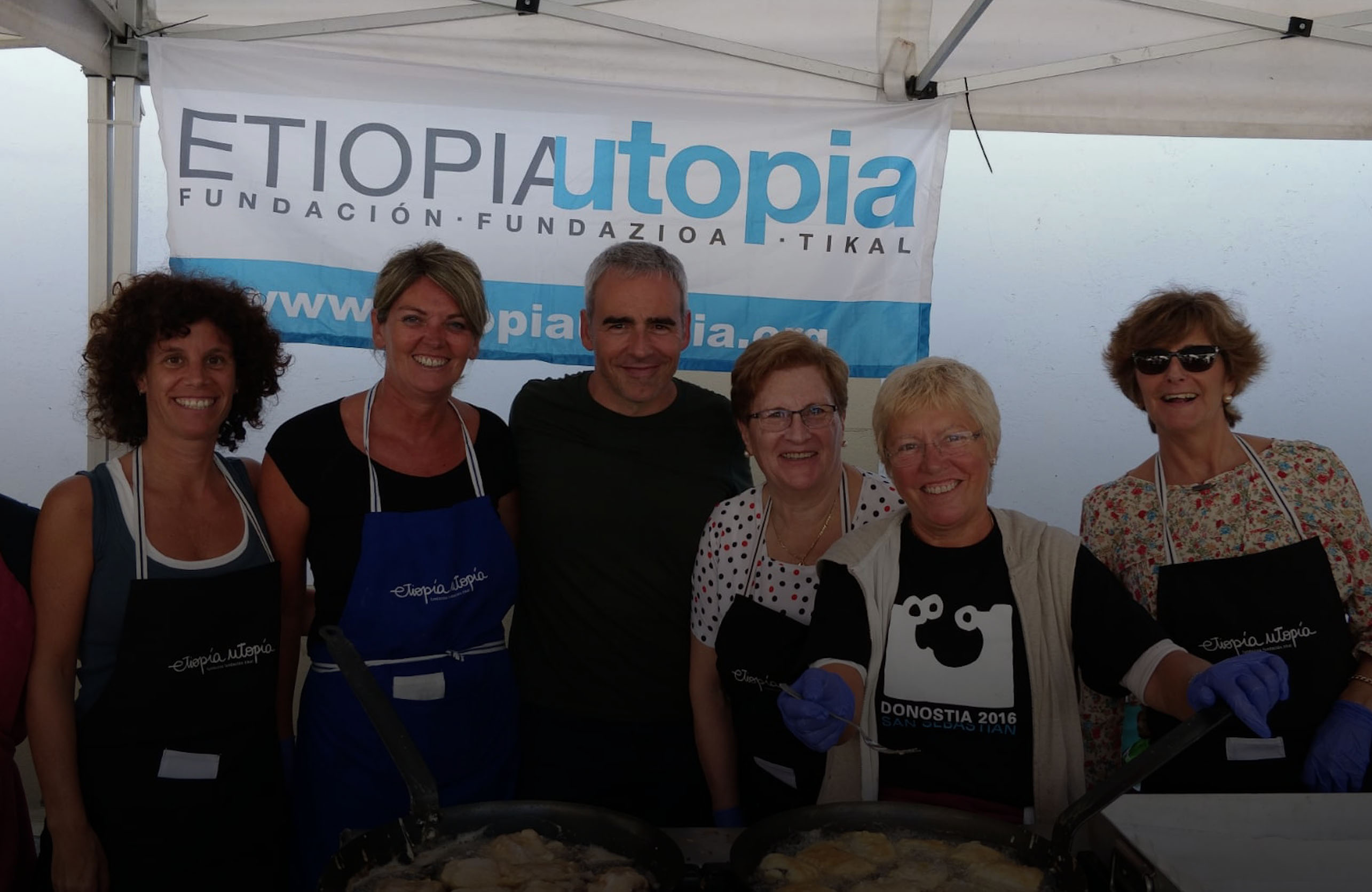 Colaborar con Etiopia Utopia