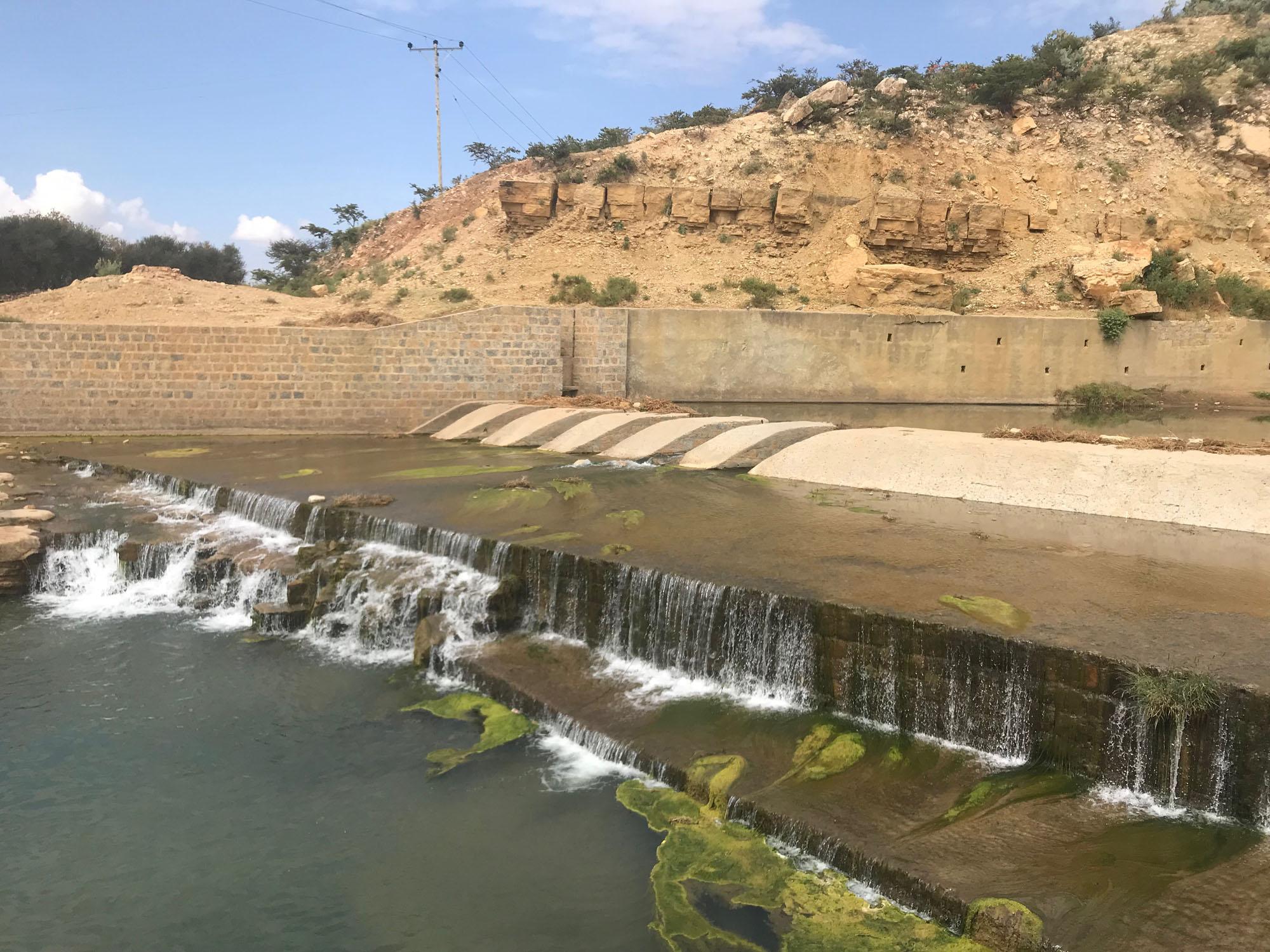 Kainaberak 2 - Formación para proteger las tierras de cultivo en Etiopía