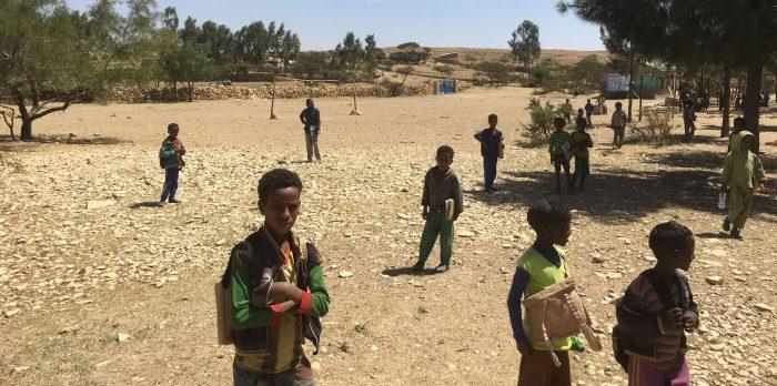 Proyecto construcción escuela en Etiopía - Etiopia Utopia
