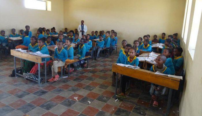 Proyecto Escuela Maernet Etiopía - Etiopia Utopia